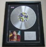 JIMI HENDRIX - THE BEST OF JIMI HENDRIX Experience Hendrix CD / PLATINUM PRESENTATION DISC